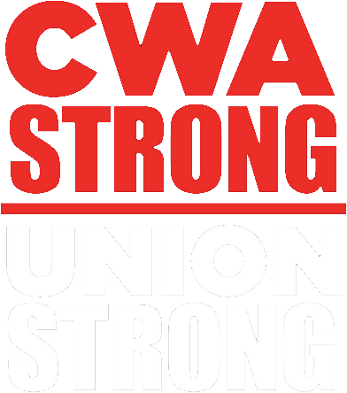 CWA Strong, Union Strong